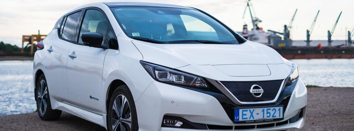 Nissan Leaf: respeta al medio ambiente con tecnología innovadora