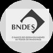 Ícone com logo do BNDES