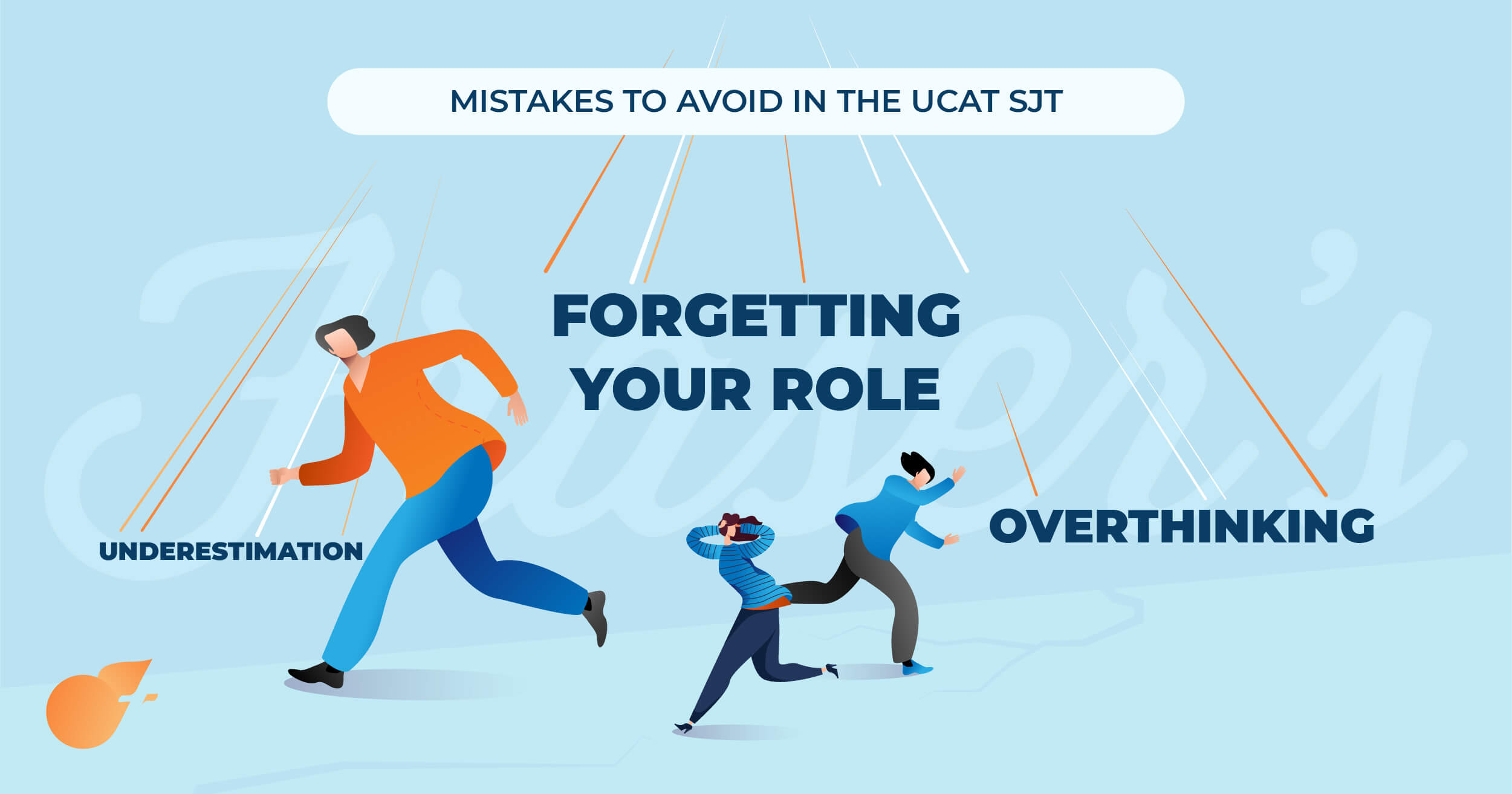 how to avoid mistakes in ucat situational judgement