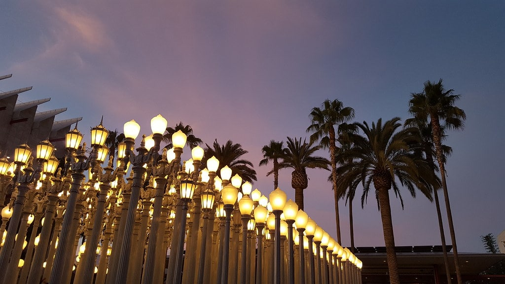 For a classy thing to do in LA, check out LACMA