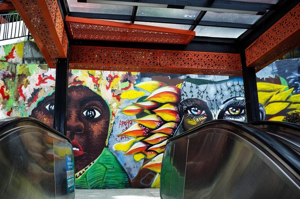 Comuna 13 Colombia