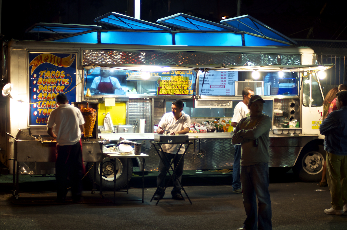 Leo's Taco Truck in Los Angeles