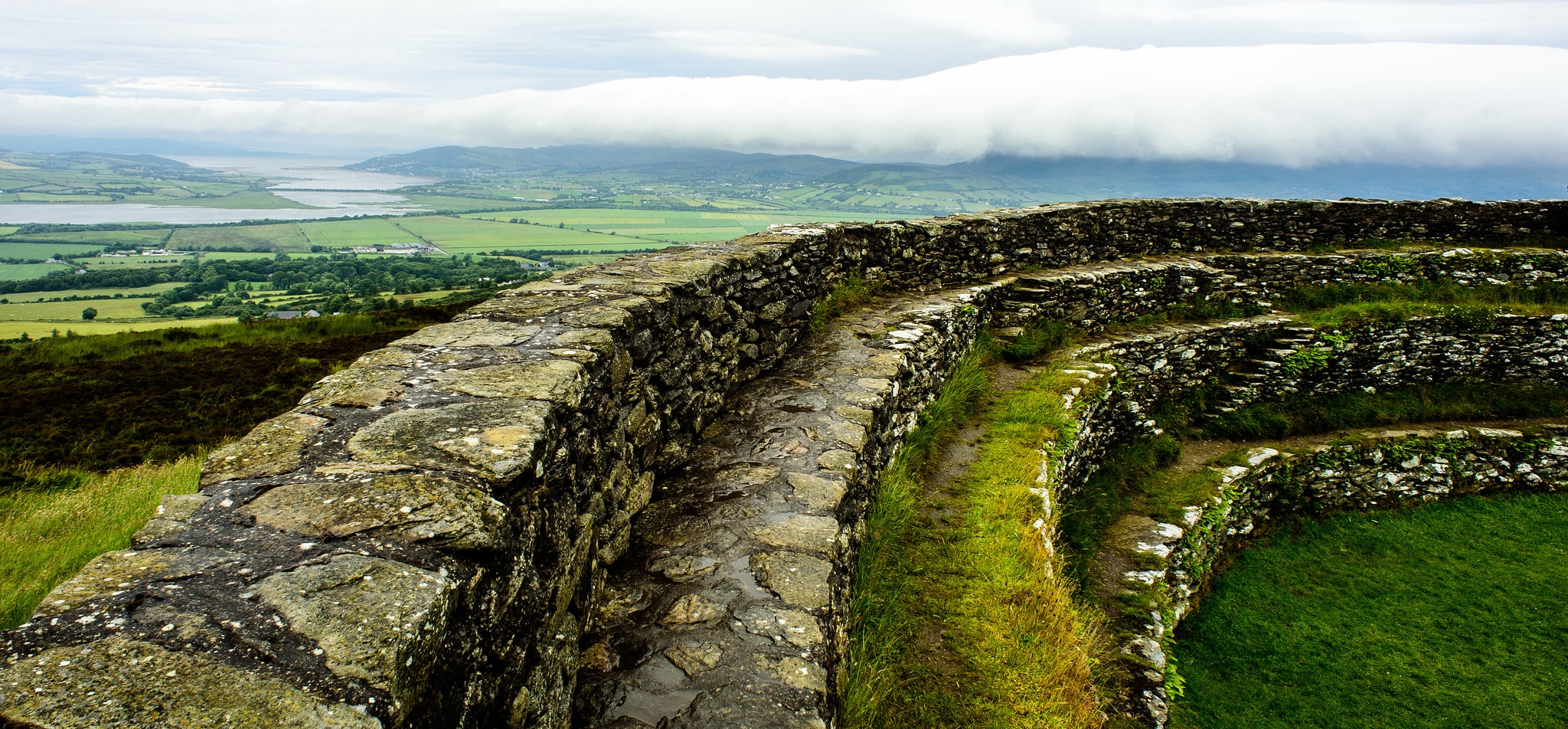 Exploring Grianan of Aileach is a cool thing to do in Ireland