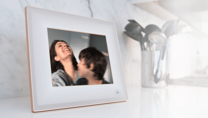 Aura Photo Frame | Make your mother\'s day