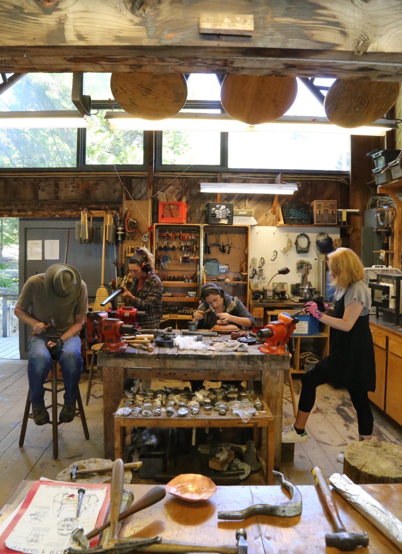 Haystack Metals Studio