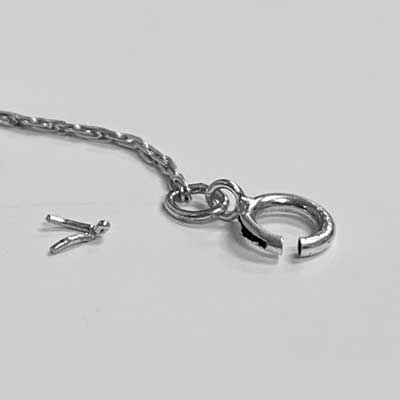 Damaged Spring Ring