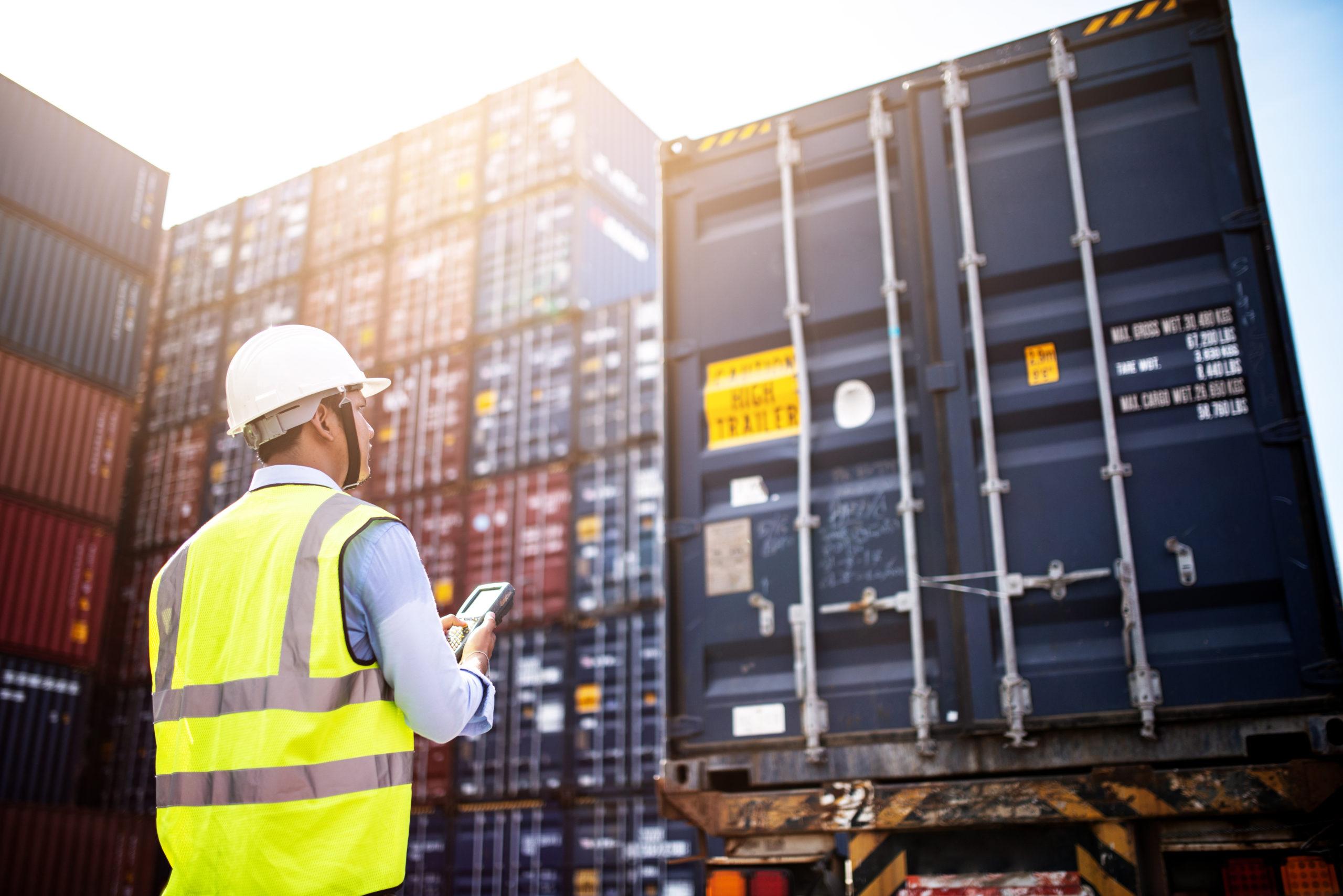 Logistics Australia Stevedores Port Botany Sydney Update