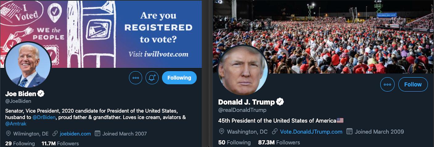 Trump vs Biden: Who Has a Better Social Media Marketing Strategy?