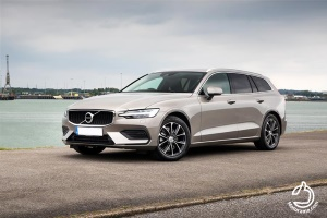 Volvo V60 - Family car of the year 2018!