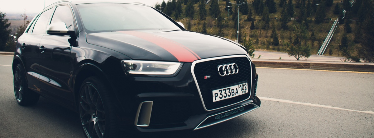Audi Q3 2018 el auto perfecto si buscan algo pequeño y de mucho lujo