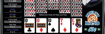 Yebo Casino Bonus Poker