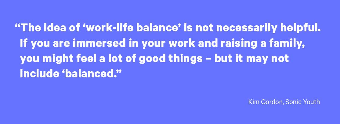Kim Gordon Quote