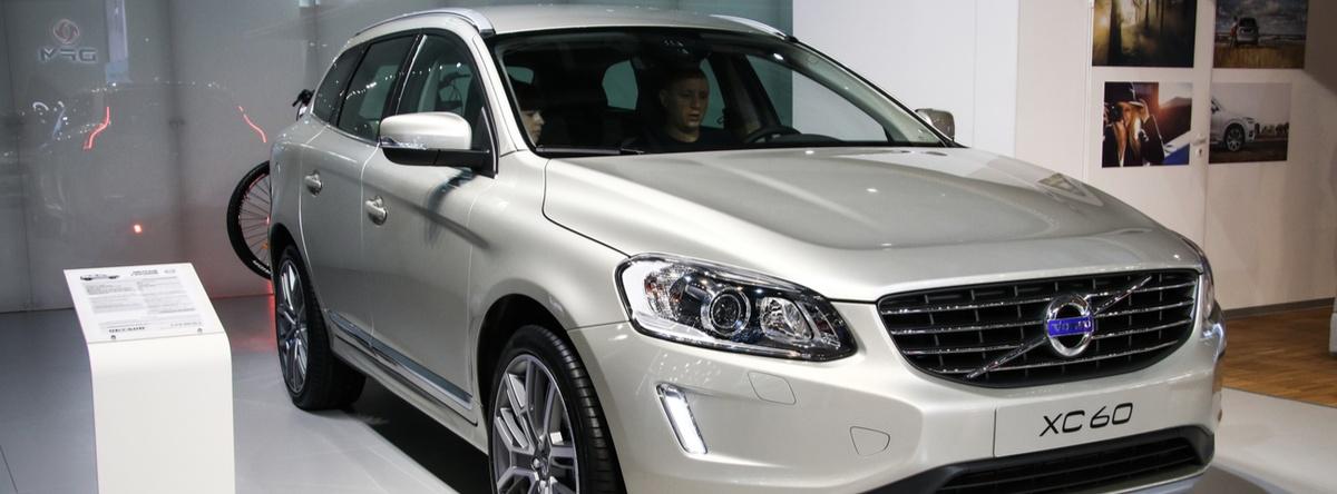 Volvo XC60: un auto espacioso y efiiente con un look moderno