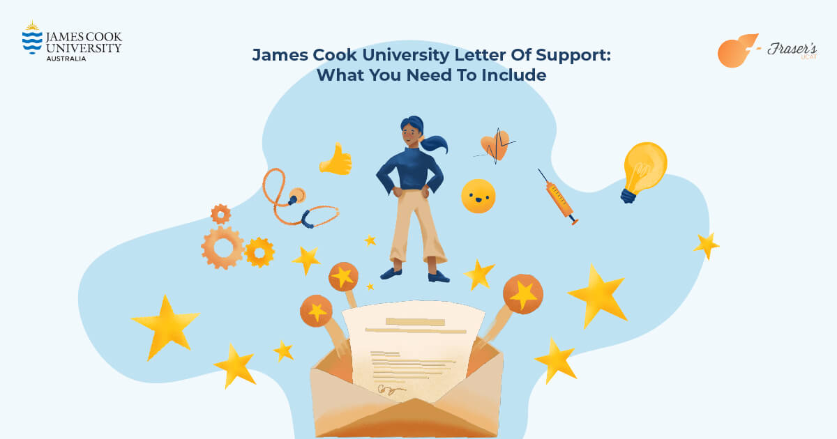 James Cook University Letter Of Support: What You Need To Include featured image
