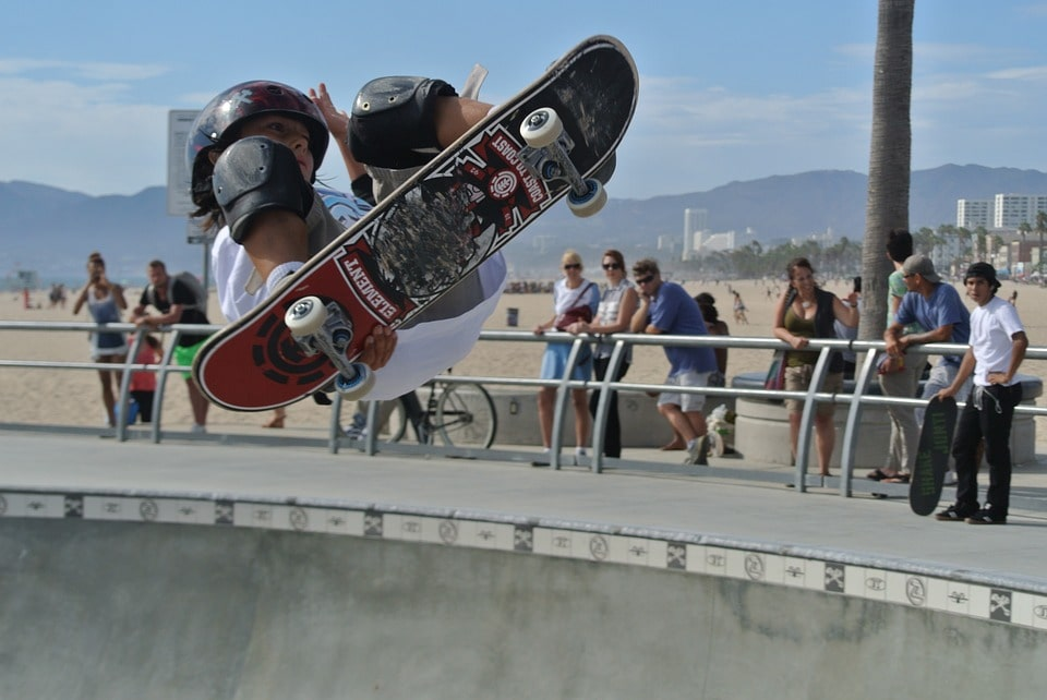 Lively Venice Beach is a great place to visit in LA