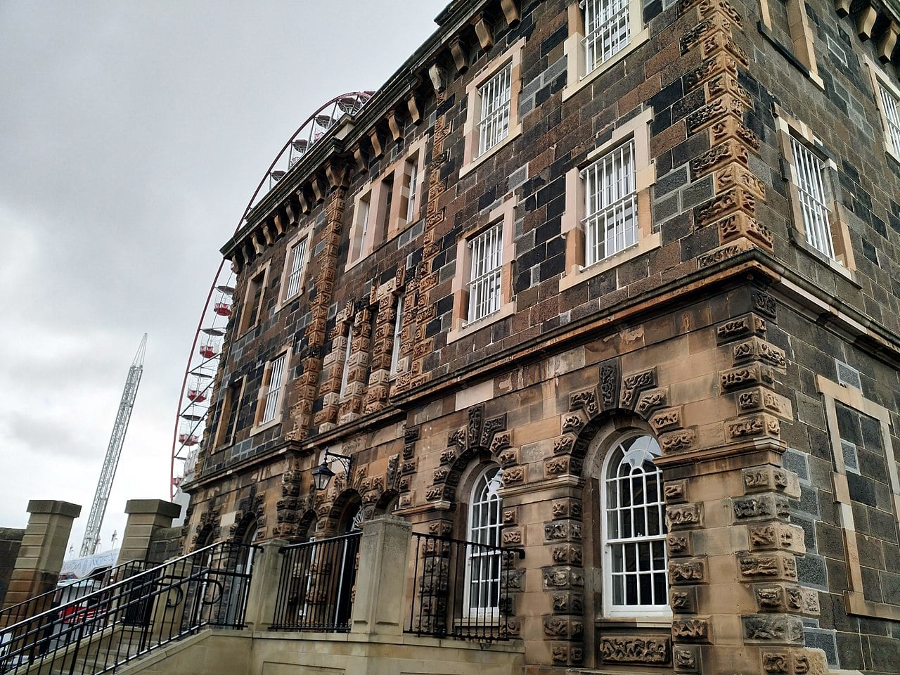 Exploring the Crumlin Road Gaol is a cool thing to do in Belfast Ireland
