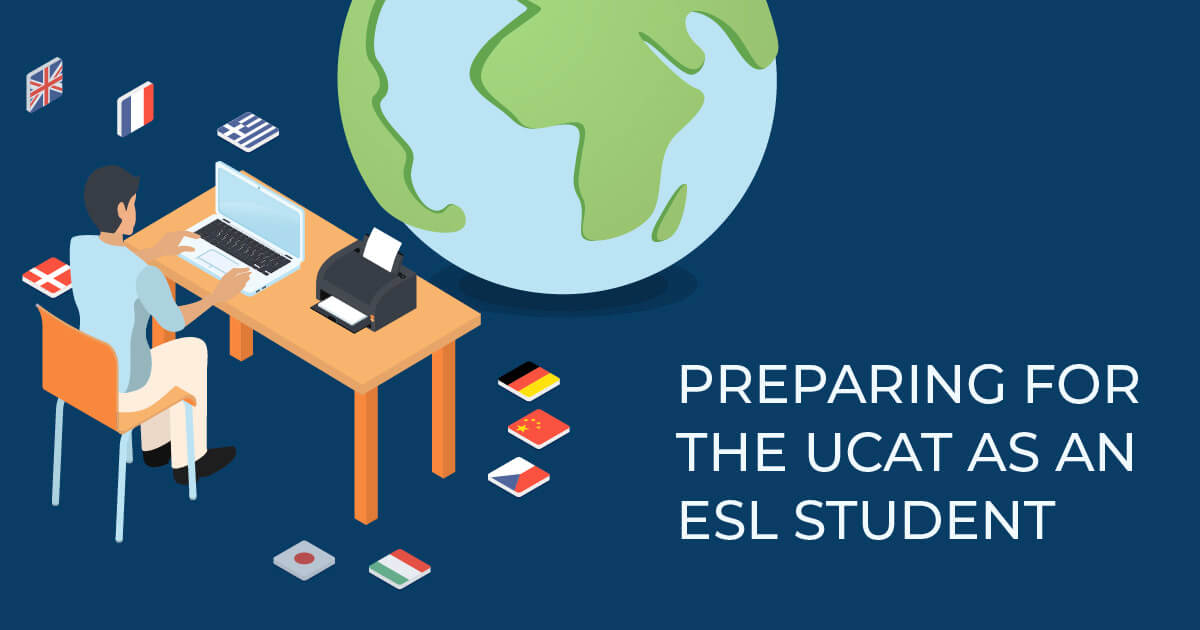 ucat for english as a second language (esl)