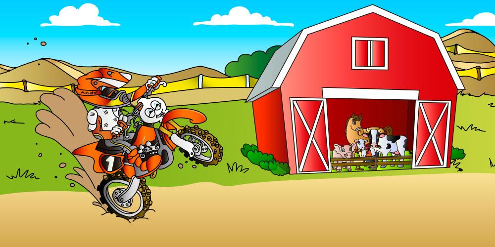 Fun on the Farm with Buddy