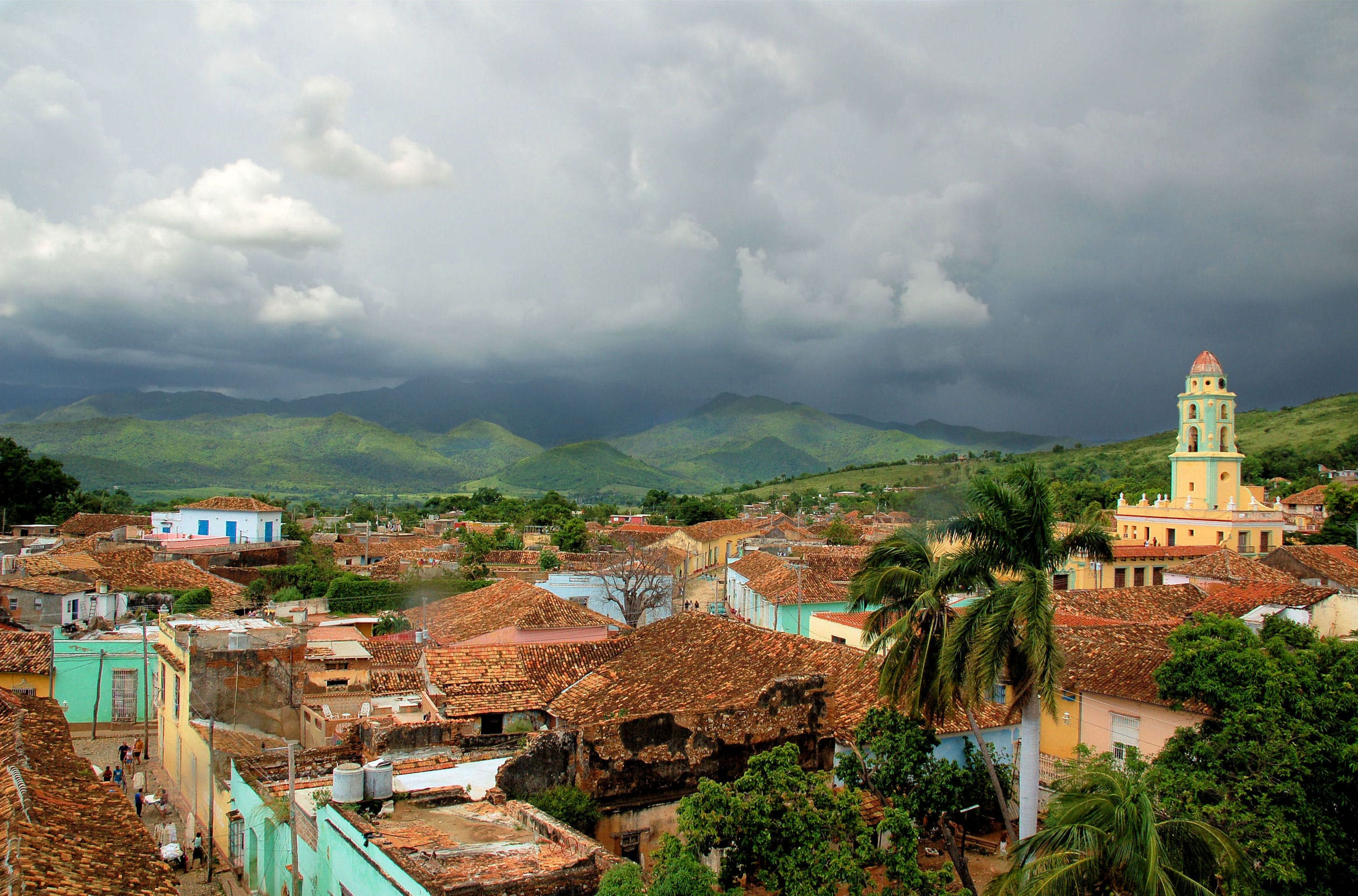 Trinidad Cuba is a tourist trap