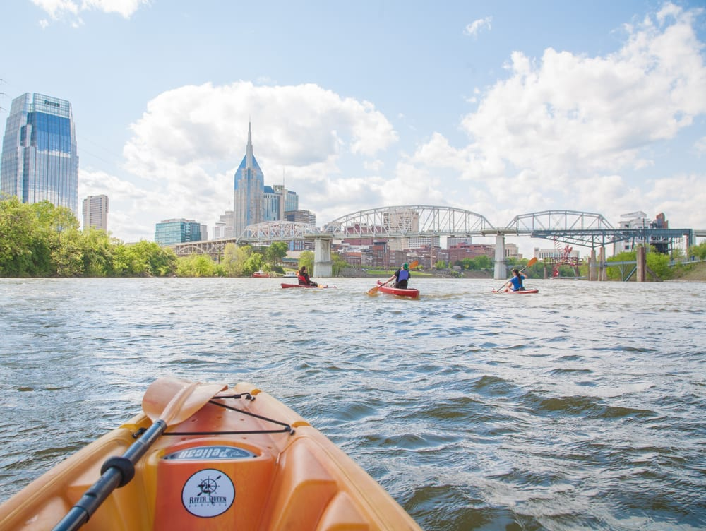 Image of Where To Go Outdoors This Summer in Nashville