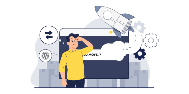 Illustration: Moving on from WordPress
