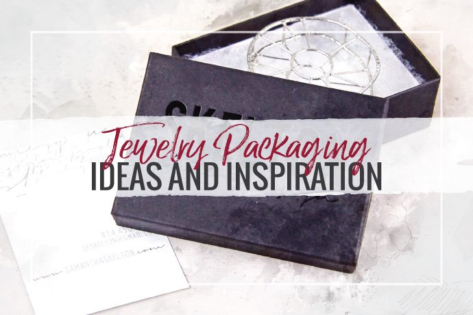We have tips for simple ways to customize your packages whether you're selling your work or making a quick gift. Plus, we'll share some crea