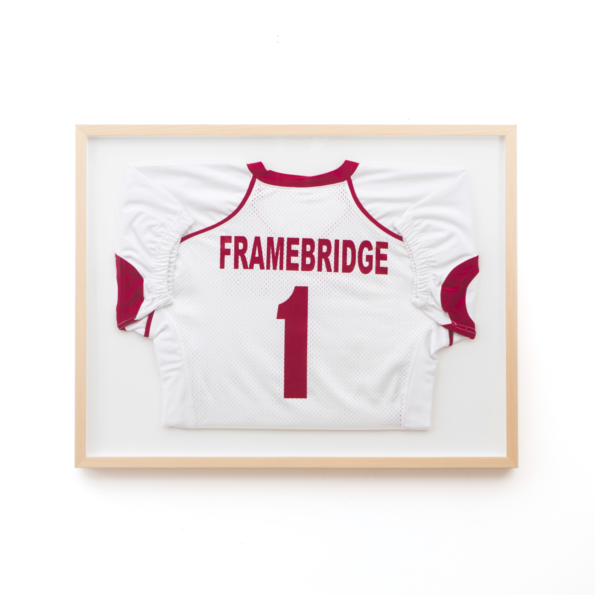 How To Frame A Jersey >> Jersey Framing Tutorial Made Easy Framebridge Frames