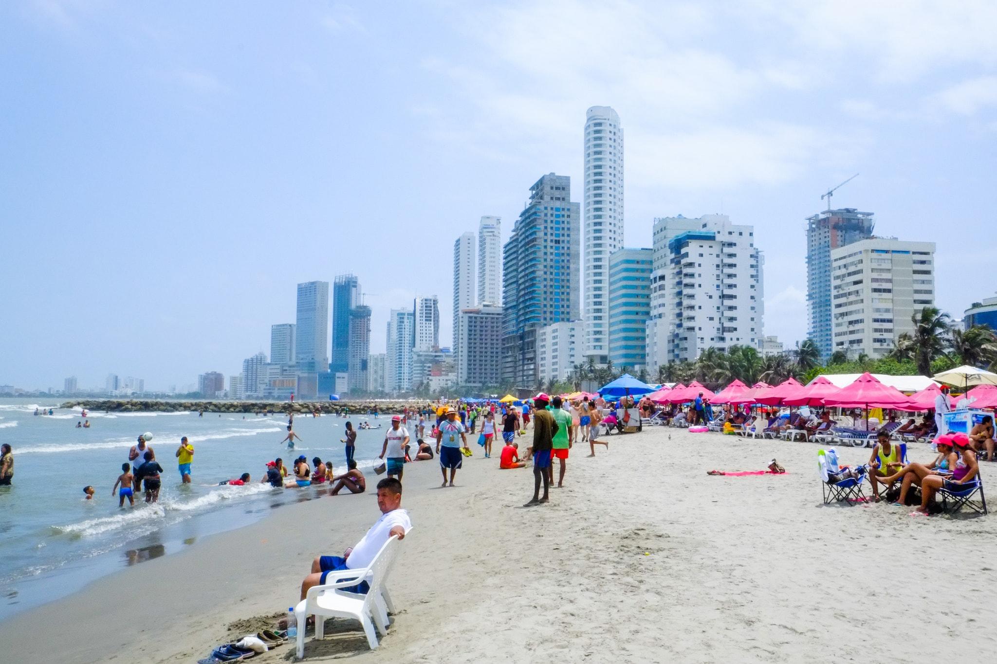 Bocagrande Cartagena Colombia
