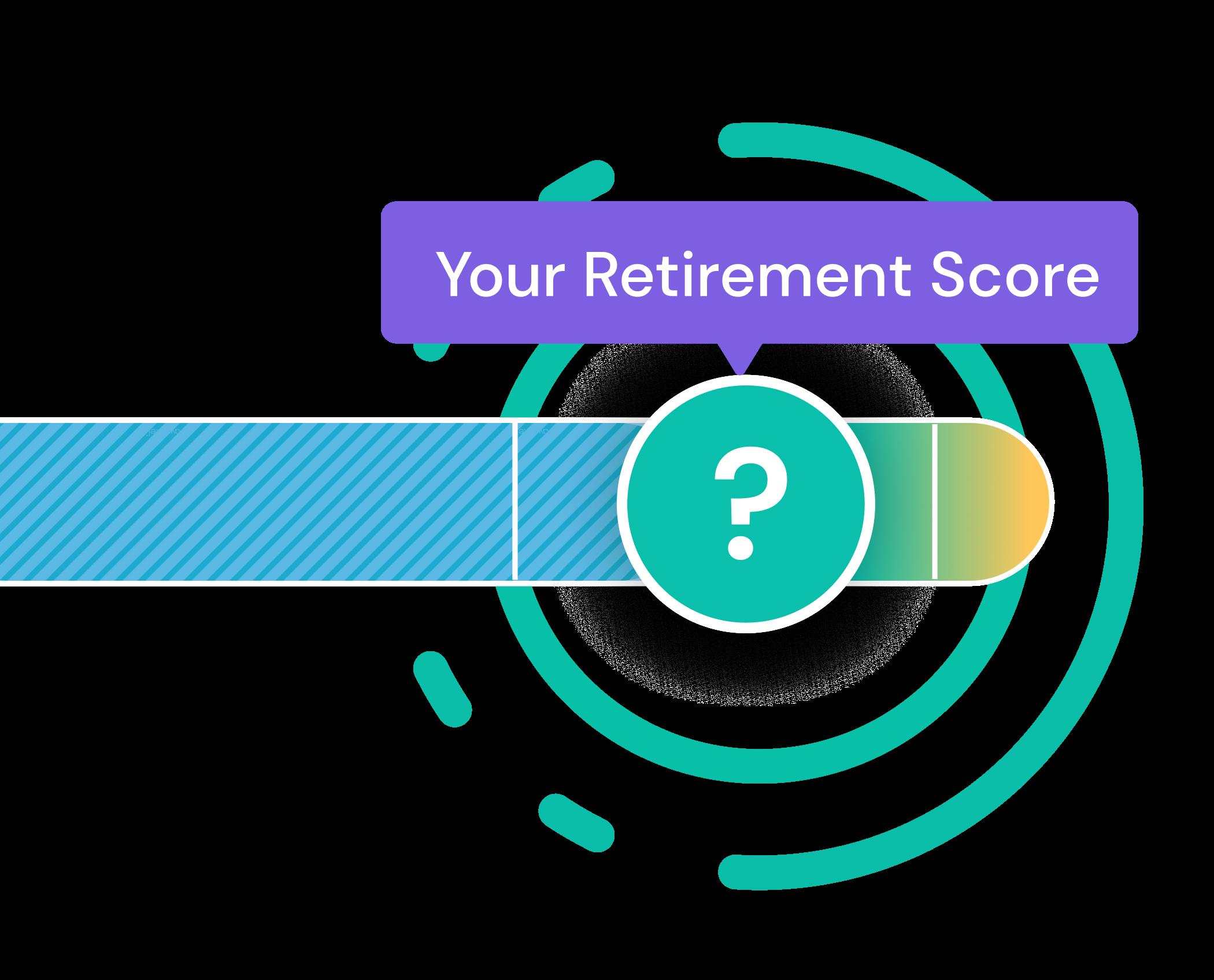 Retirement Score bar
