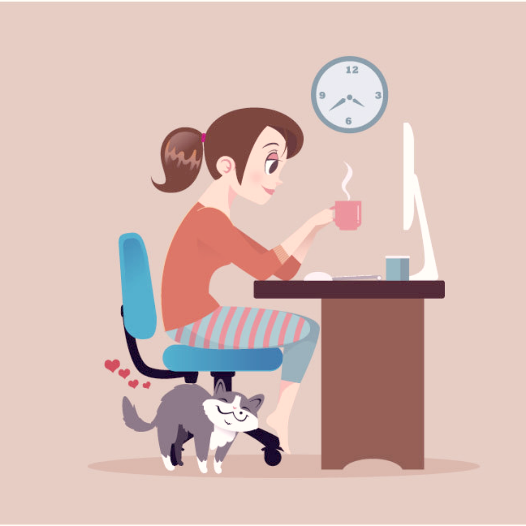 Tips for working remotely for employees and managers