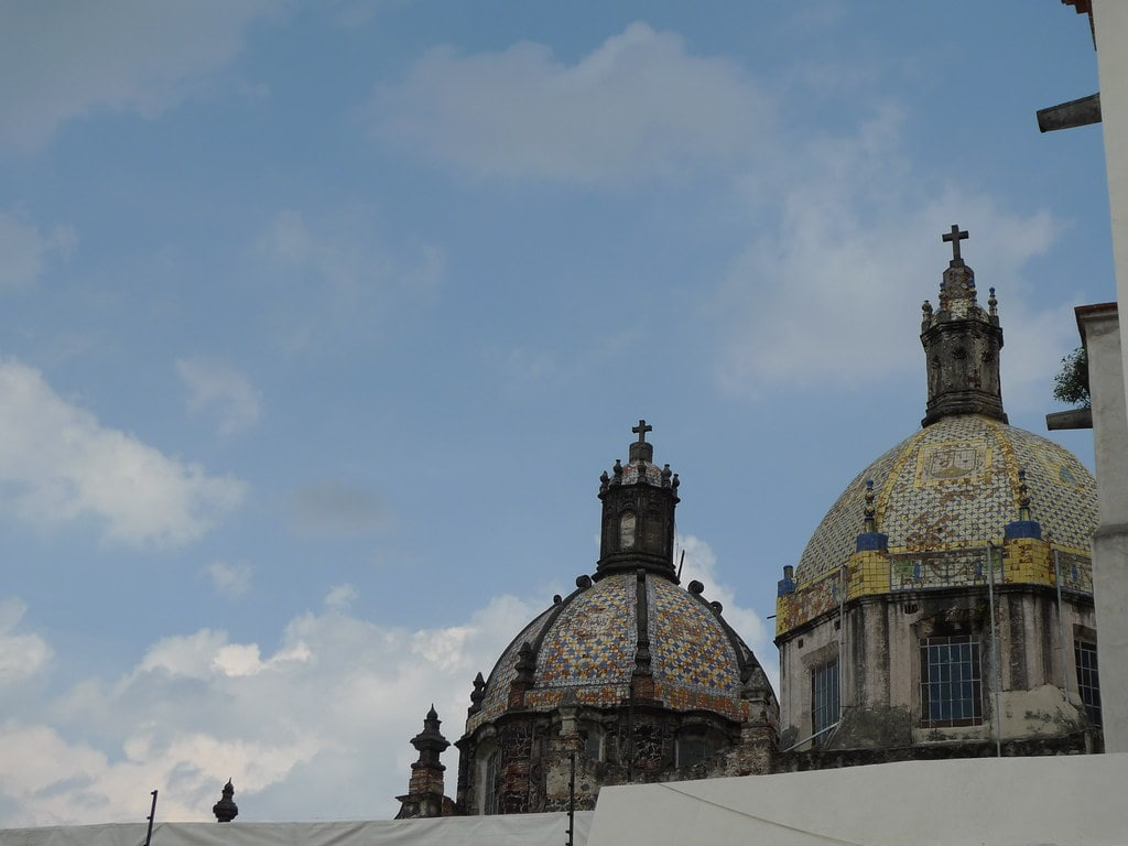Mummies of San Angel is one of the things to see in Mexico City