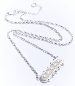 Necklace by VLM Jewelry