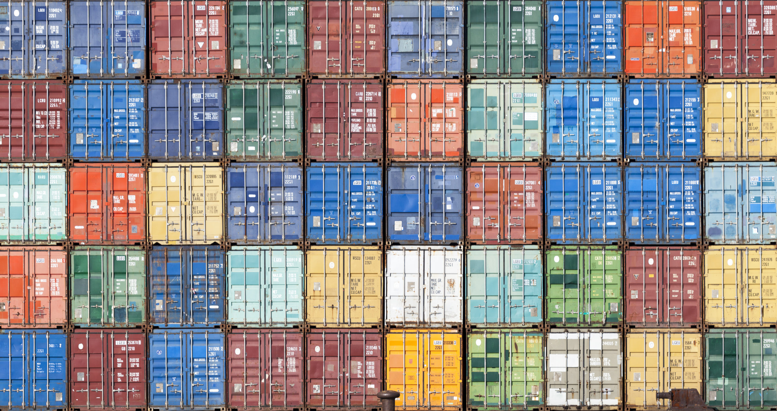 Sea Freight Containers Ocean Freight Shipping Logistics