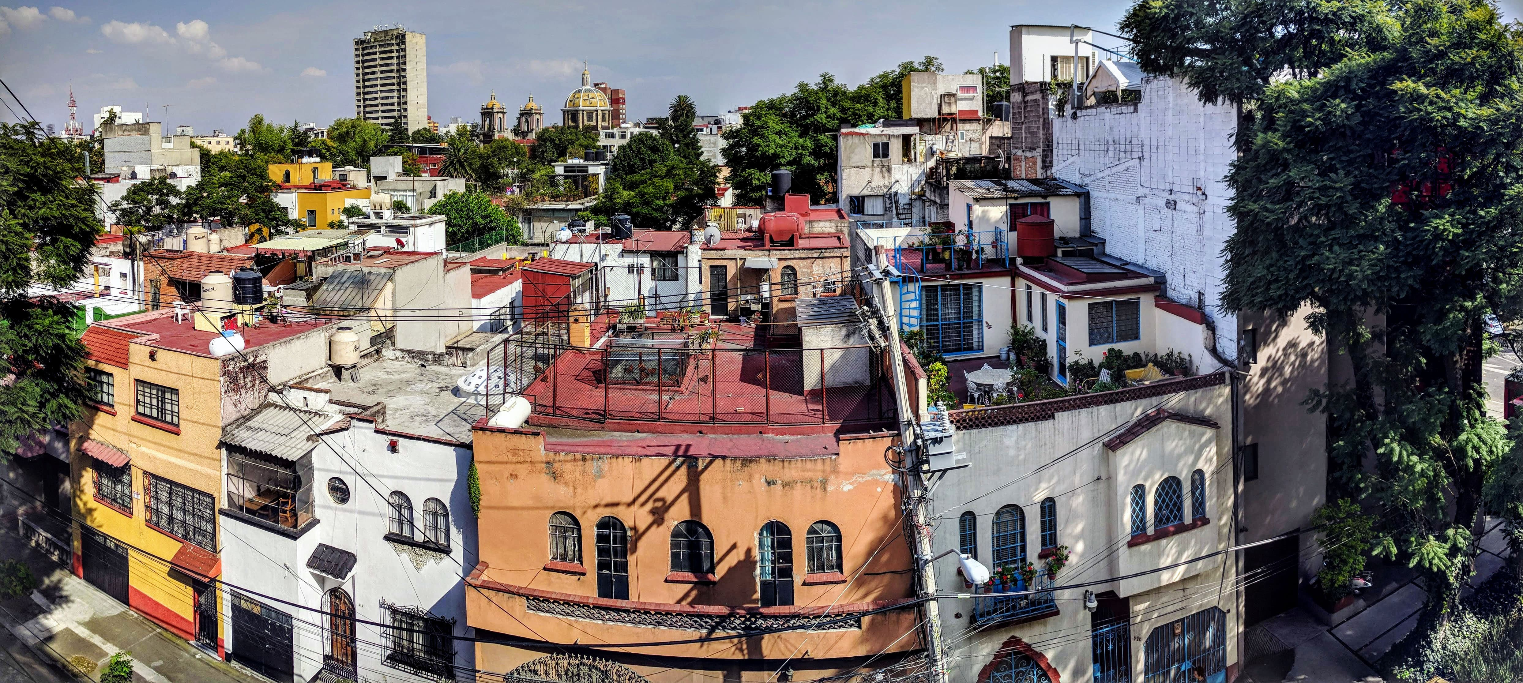 Condesa is one of the best neighborhoods to stay in Mexico City