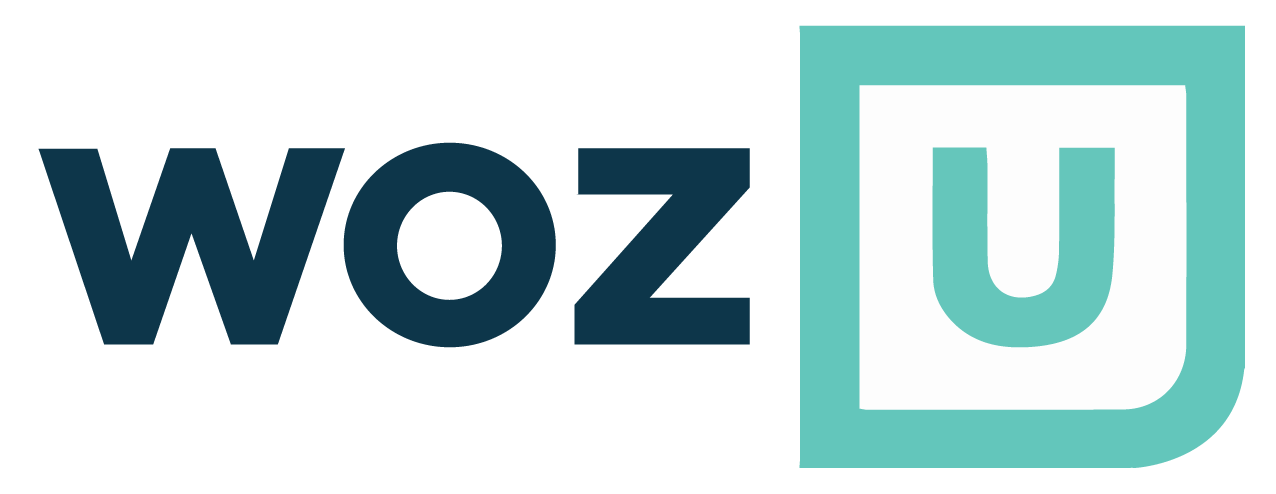 Logo for Woz U