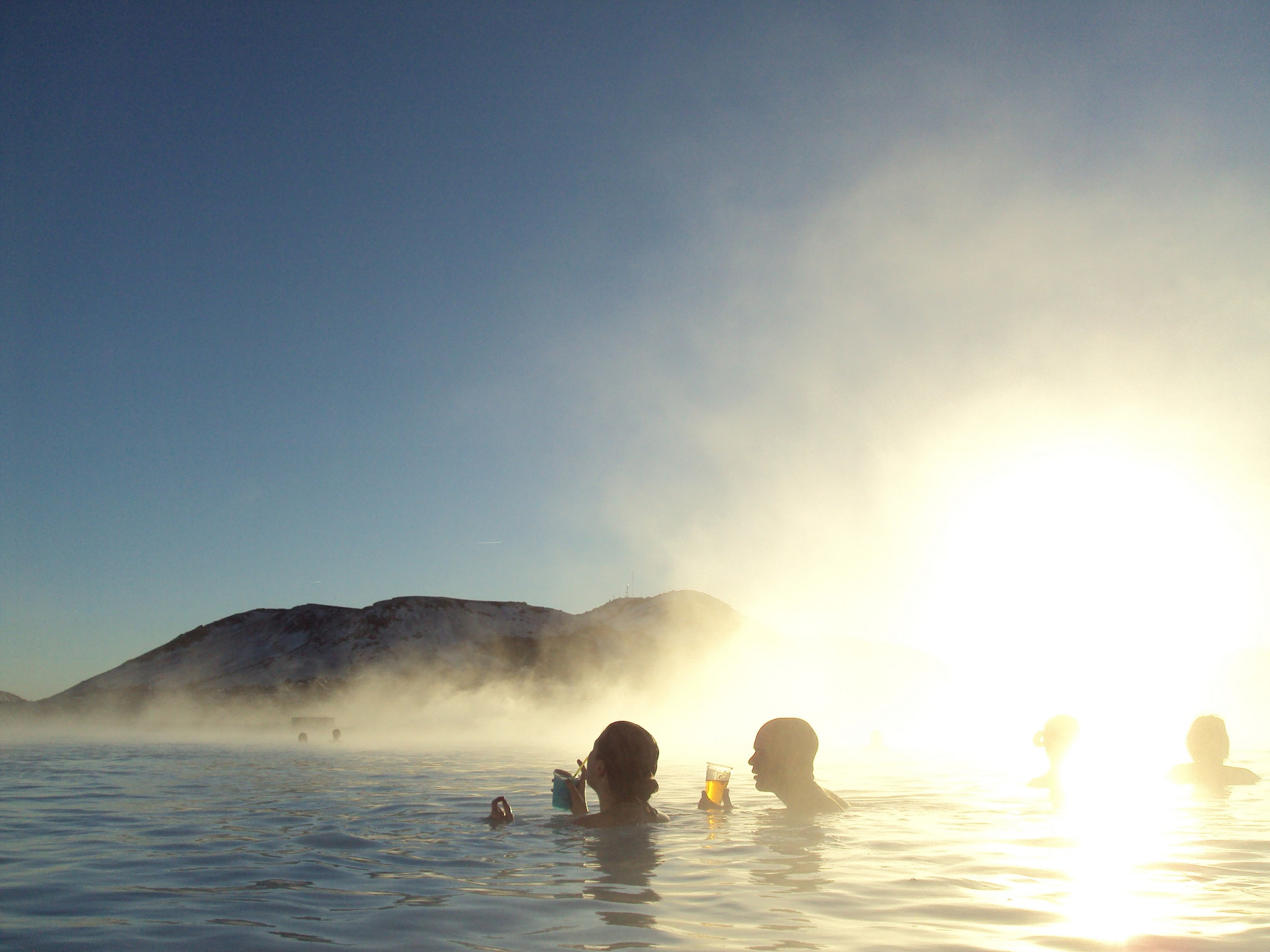 things to do in Iceland hot springs