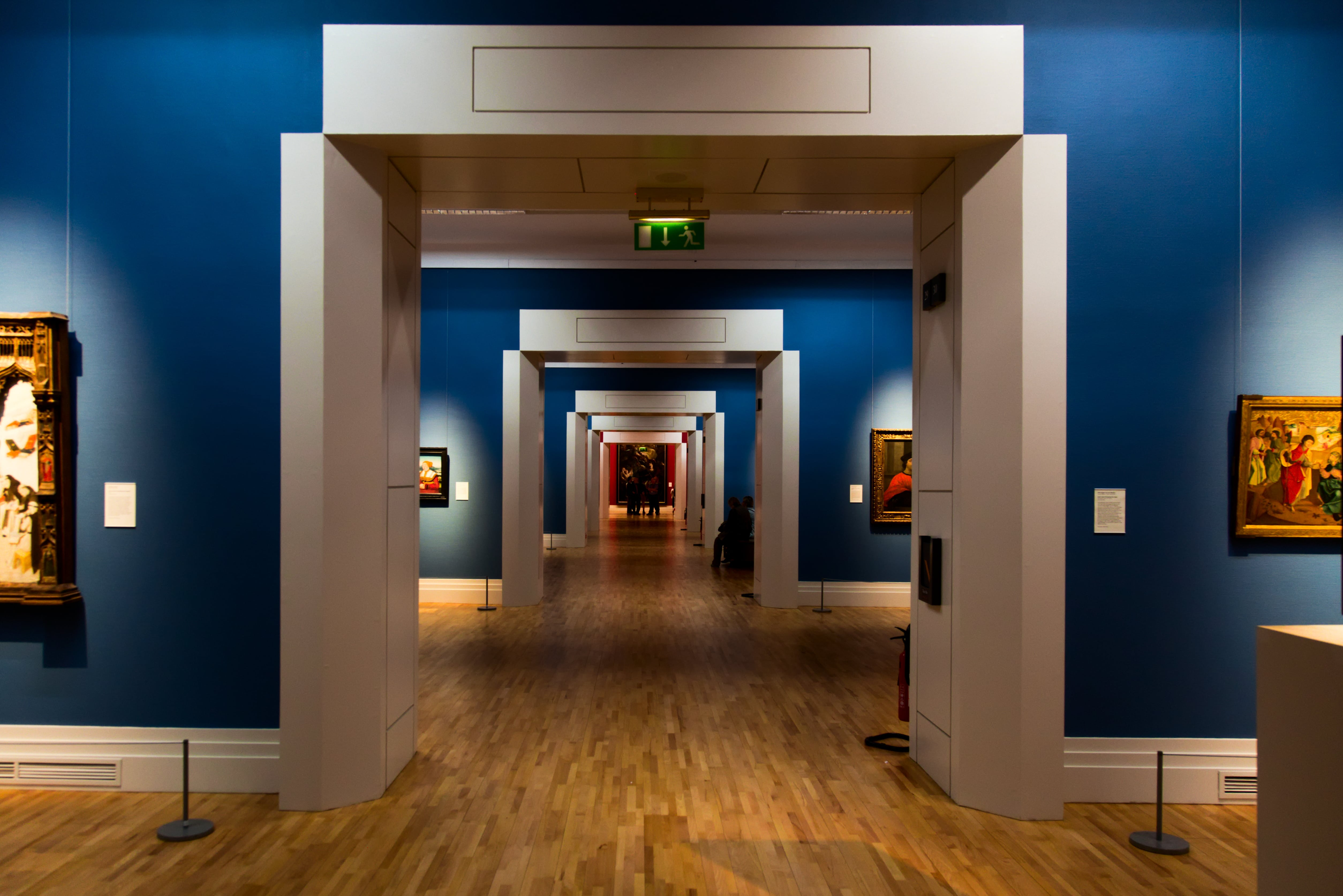 The National Gallery of Ireland is a great place to visit in Ireland for Irish and European art