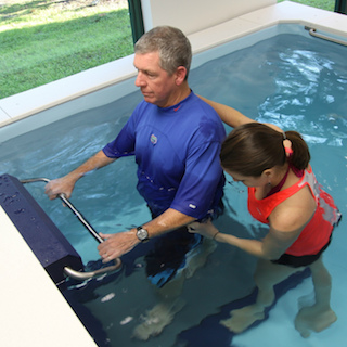 8 Physical Therapy Marketing Strategies with a Therapy Pool (1 of 2)