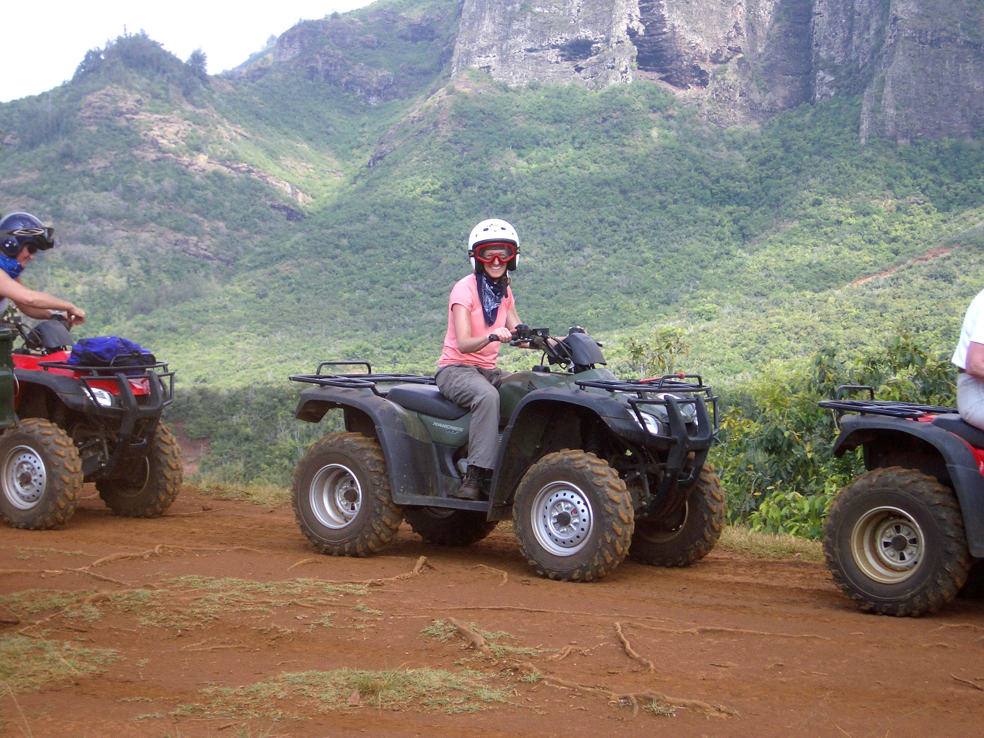 Touring San Juan by ATV is an adventurous things to do in Puerto Rico