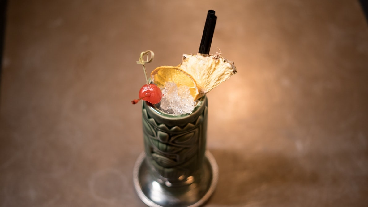 For a strong cocktail, a cool place to visit in LA is the Tiki Tiki Tiki Bar