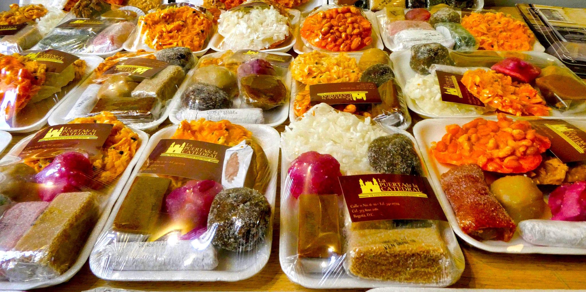 Cartagena restaurants sweets