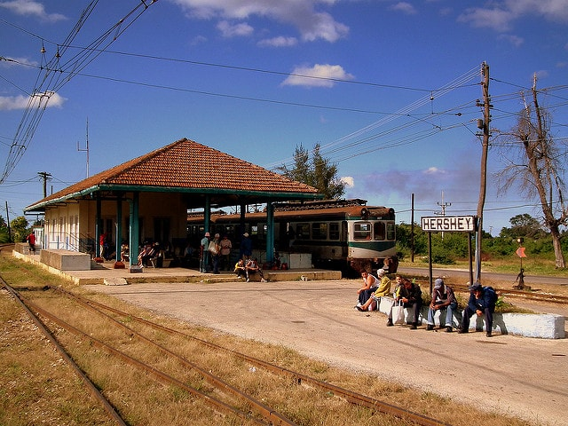 hershey travel in Cuba off the beaten path