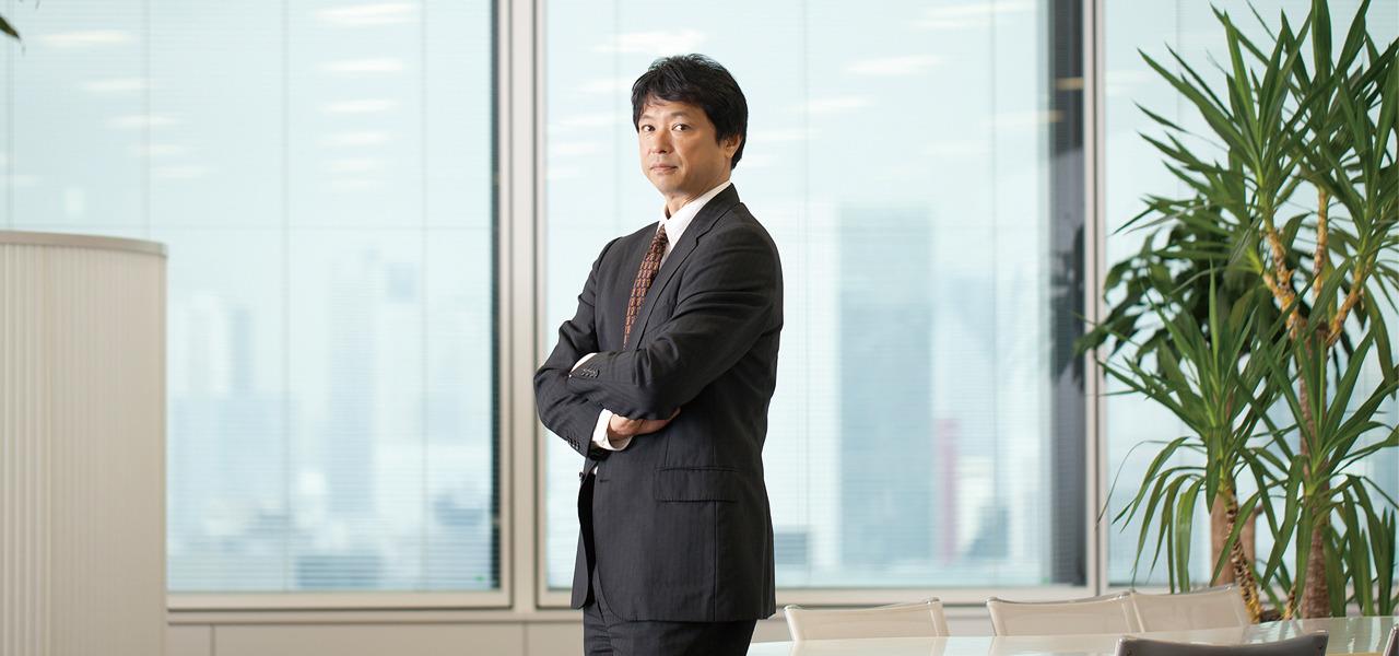 株式会社パソナテック 吉永隆一 IT×人の可能性を追求して、新たな働き方を創造する