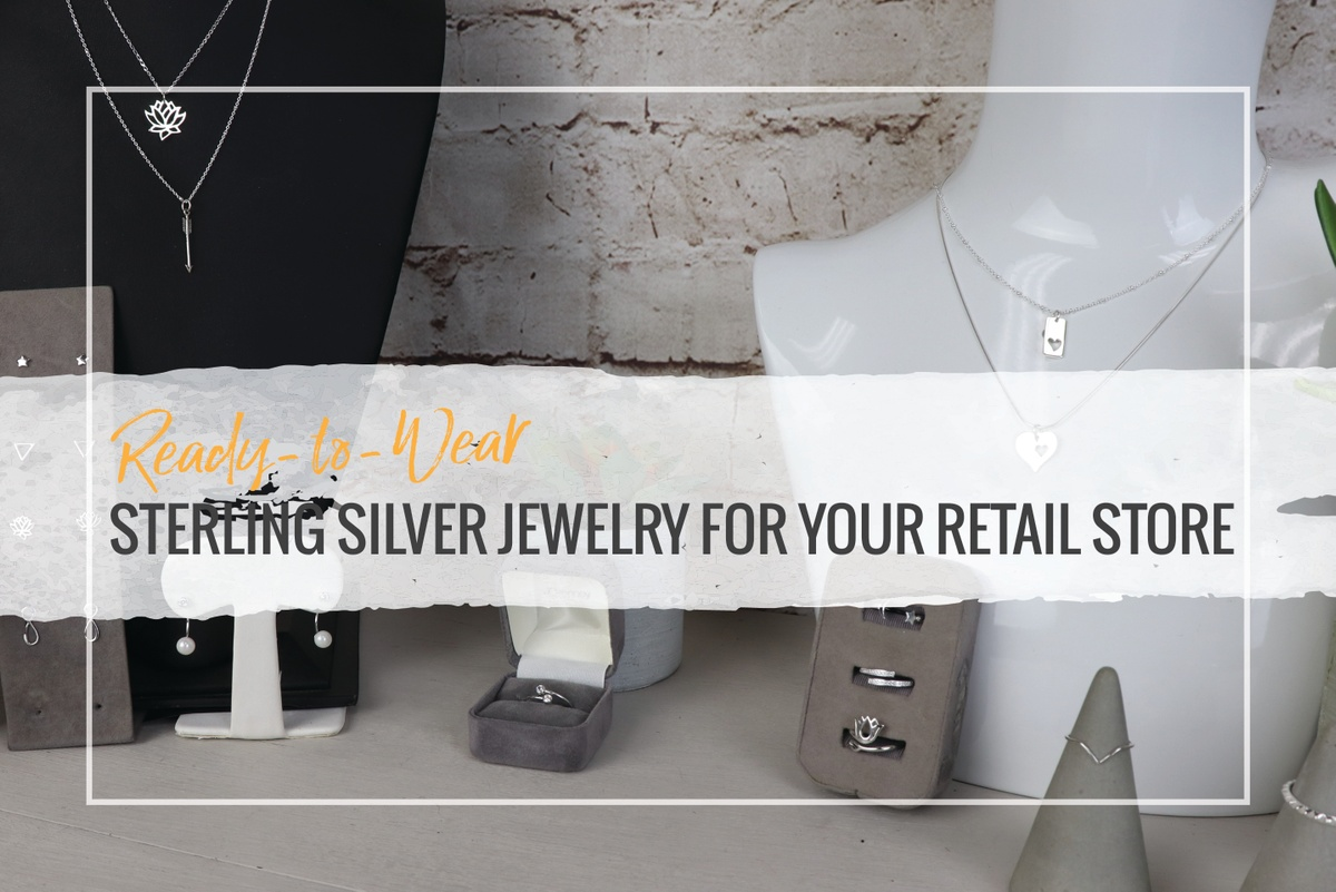 Bulk up your jewelry retail store! Learn how to make ready-to-wear pieces quickly and easily with this step-by-step guide.