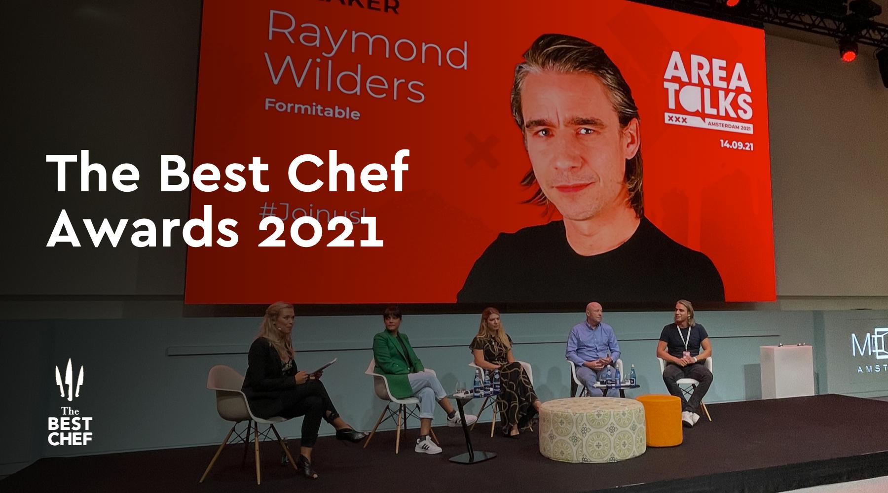 Le Futur de la Gastronomie aux Best Chef Awards 2021