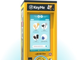 Tap Your Key at the Kiosk