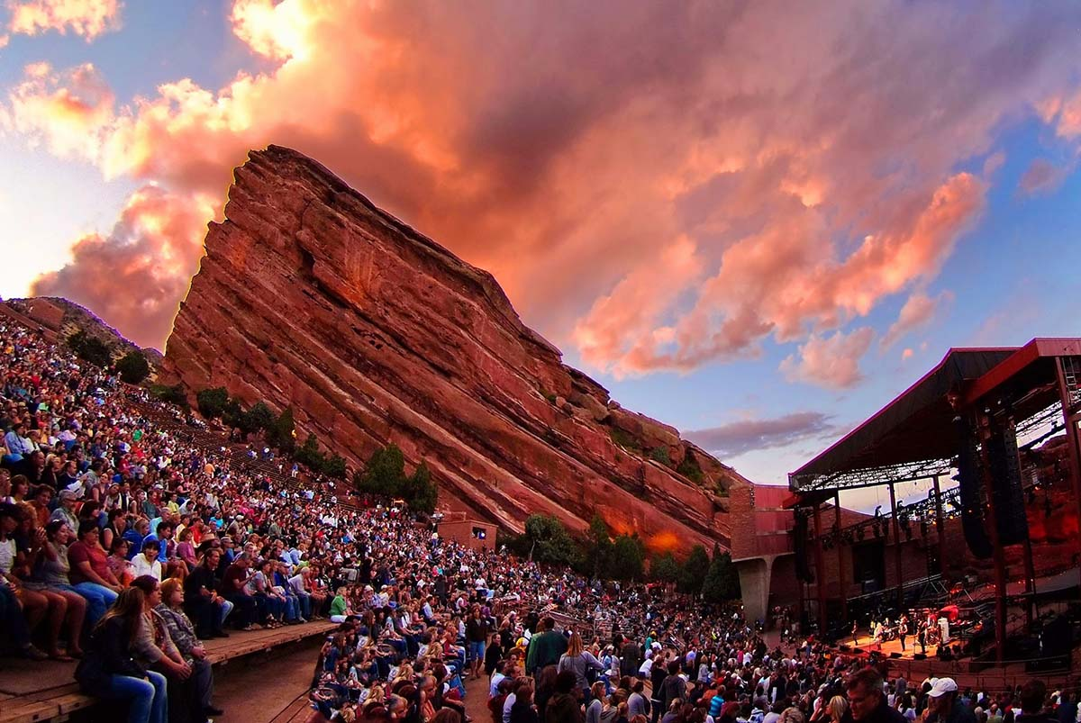 Local Advice: The Do's and Don'ts of Red Rocks Amphitheater, Denver, CO