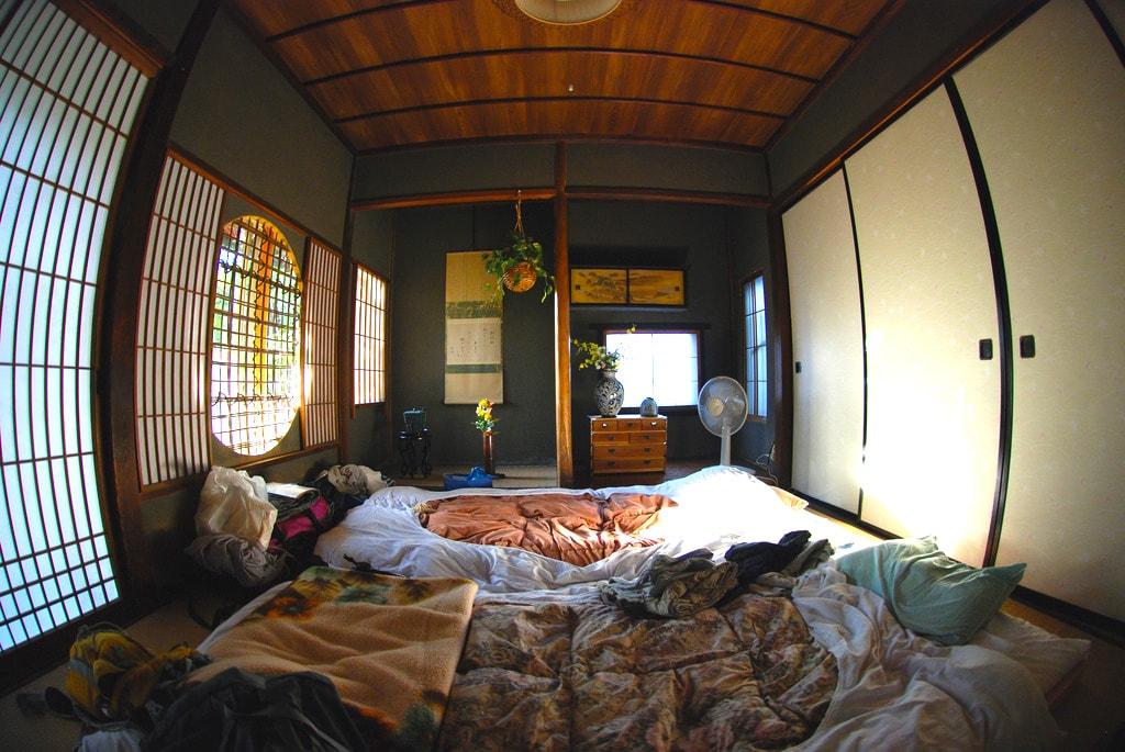 Shukubo in Kyoto best cities to visit in Japan