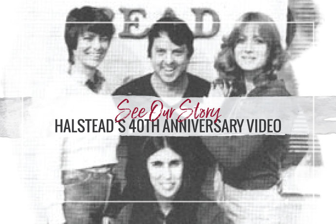 Halstead jewelry supplies is celebrating 40 years in business. Watch our brief video to commemorate this major milestone.