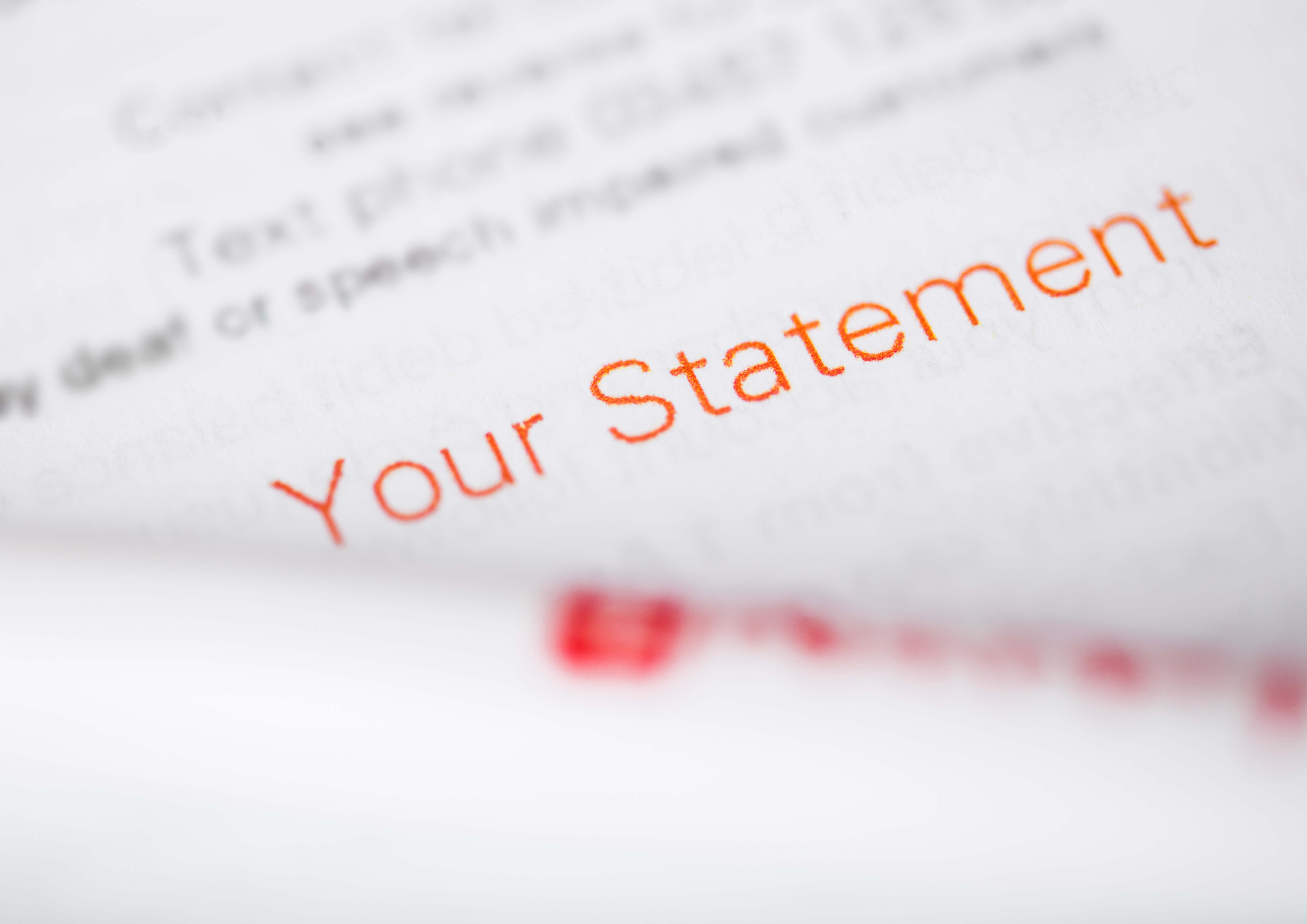 How Do I Write A Great Personal Statement?
